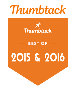 Best of Thumbtack 2015 and 2016