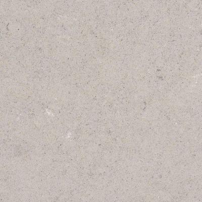 close up photo of fossil gray quartz countertops