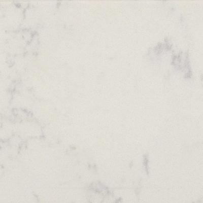 close up photo of calcatta vincenza quartz which is a marble looking quartz countertop