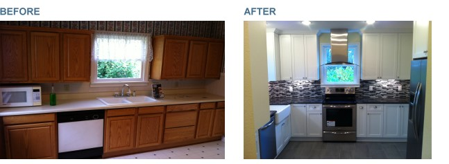 Tacoma Kitchen Remodel