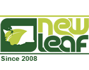 New Leaf Cabinets Logo