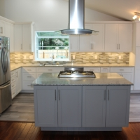 Custom kitchen cabinets in Gig Harbor