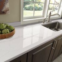 Calacatta Verona Quartz Kitchen