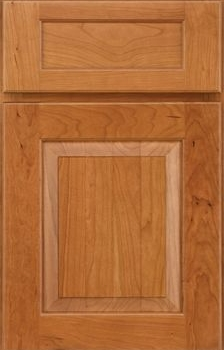 Dearborn Raised Panel Available in Cherry, Hickory, Knotty Alder, Maple, Rustic Maple, and Oak