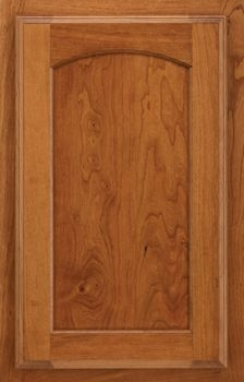 Durango Flat Panel Available in Cherry, Hickory, Knotty Alder, Maple, Rustic Maple, and Oak