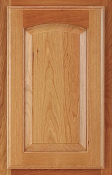 Durango Raised Panel Available in Cherry, Hickory, Knotty Alder, Maple, Rustic Maple, and Oak