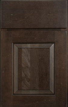 Holton Raised Panel Available in Cherry, Hickory, Knotty Alder, Maple, Rustic Maple, and Oak