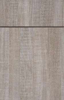 Pike's Peak, available in frameless textured melamine only