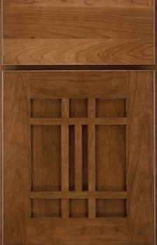 Rockwell Available in Cherry, Maple, Oak, and Quartersawn Oak