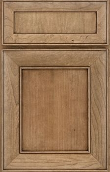 Vera Reverse Raised Panel Available in Cherry, and Maple