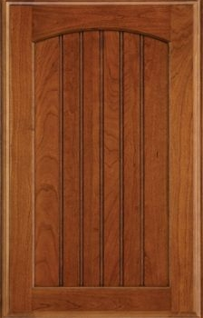 Westcliffe Beaded Panel Available in Cherry, Hickory, Knotty Alder, maple, Rustic Maple, and Oak