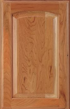Westcliffe Raised Panel Available in Cherry, Hickory, Knotty Alder, maple, Rustic Maple, and Oak