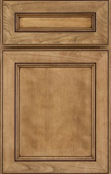 Yale Reverse Raised Panel Available in Cherry, and Maple