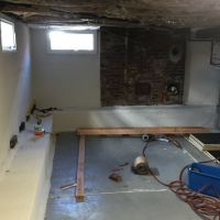 Basement remodeling in Tacoma