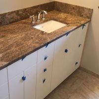 Vanity and countertop installation Lakewood