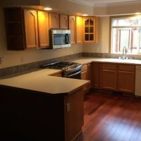 Maple cabinets in Tacoma