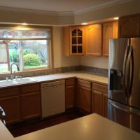 Countertop upgrade in Tacoma
